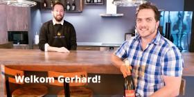 Welkom Gerhard